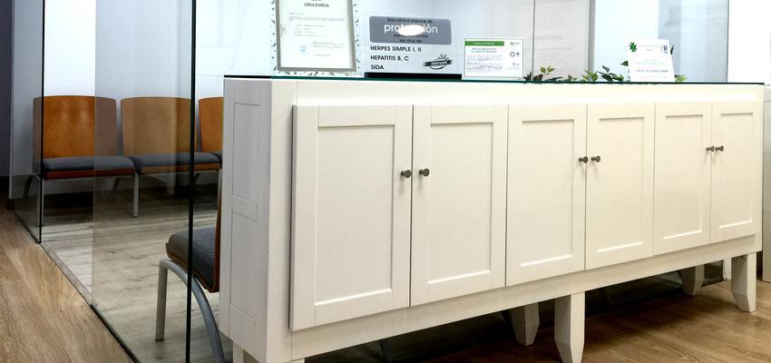 Oficina Estilo contemporaneo Color blanco  diseñado por Arquiox Idea | Gremio