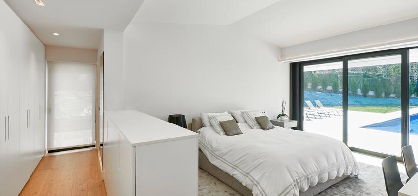 Dormitorio Estilo contemporaneo Color marron, gris, negro  diseñado por ap30reformas | Gremio | Copyright jarteche