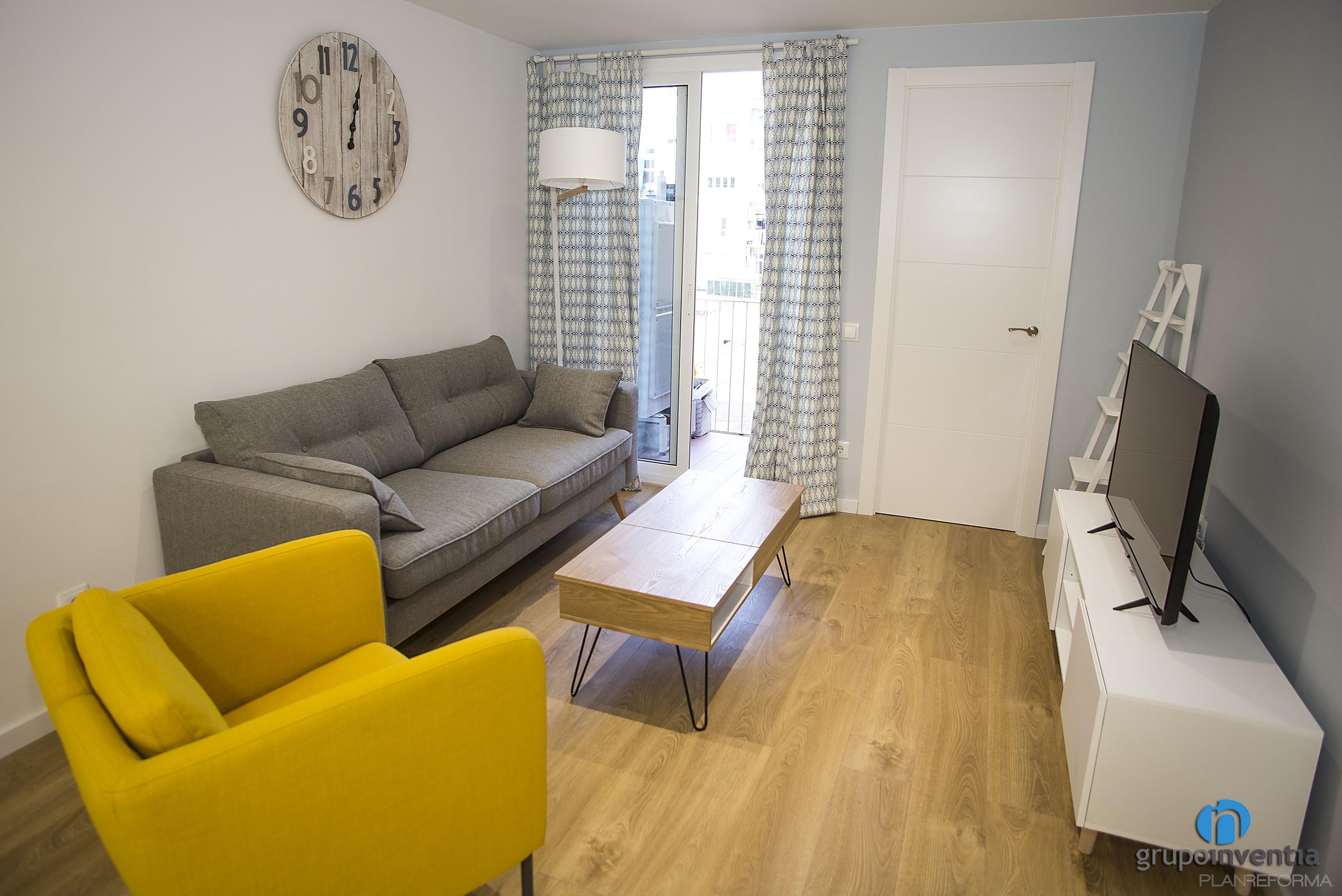 sala de juegos salon estilo moderno color amarillo marron blanco diseado por