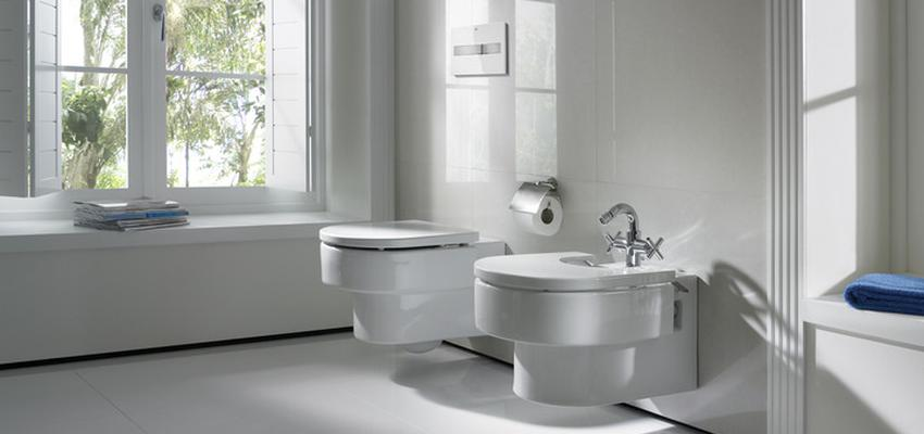 Baño style contemporaneo color blanco  diseñado por ROCA  | Marca colaboradora | Copyright ROCA