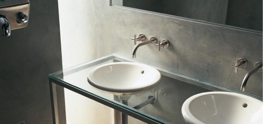 Baño style moderno color blanco, gris  diseñado por DURAVIT | Marca colaboradora | Copyright Copyright Duravit AG