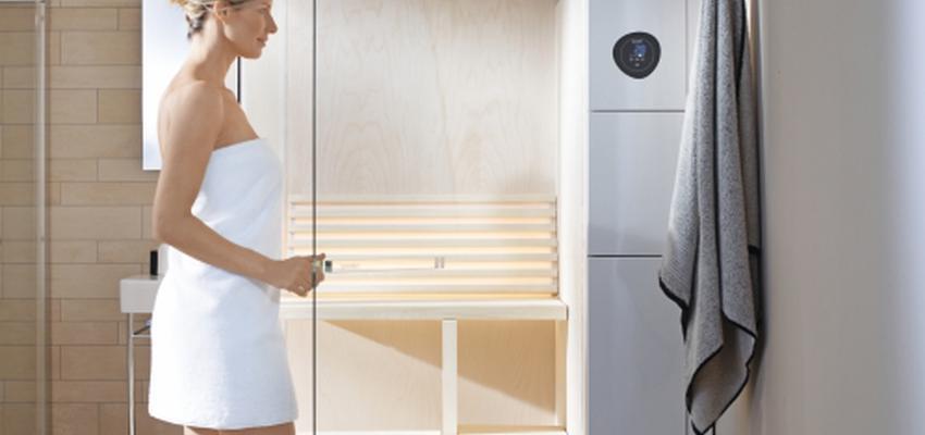 Baño style contemporaneo color beige, gris  diseñado por DURAVIT | Marca colaboradora | Copyright Copyright Duravit AG