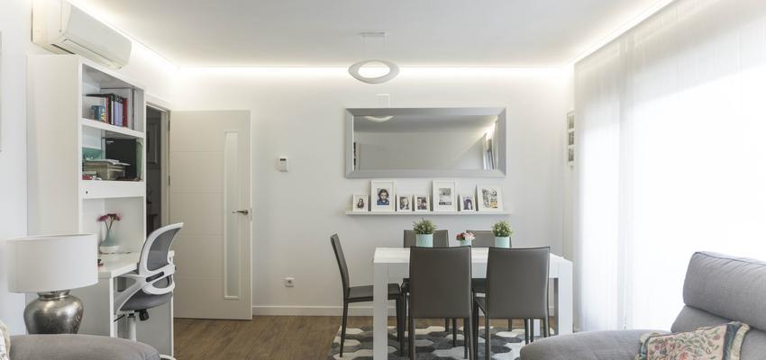 Salon Estilo moderno Color blanco  diseñado por emmme studio | Arquitecto | Copyright emmme studio
