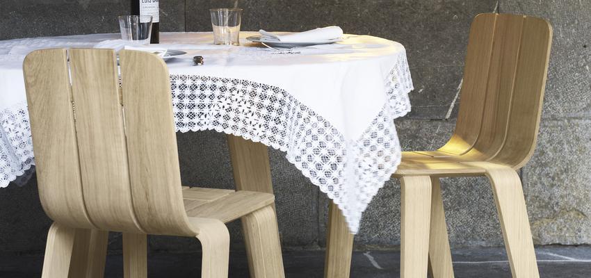 Restaurante, Cafeteria style contemporaneo color beige, blanco, negro  diseñado por ALKI | Marca colaboradora
