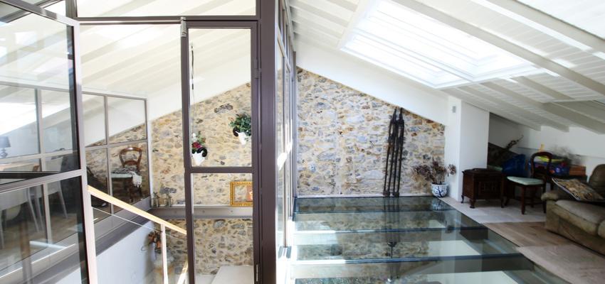 Estudio Estilo rustico Color beige, marron, blanco  diseñado por BR&C arquitectos | Arquitecto