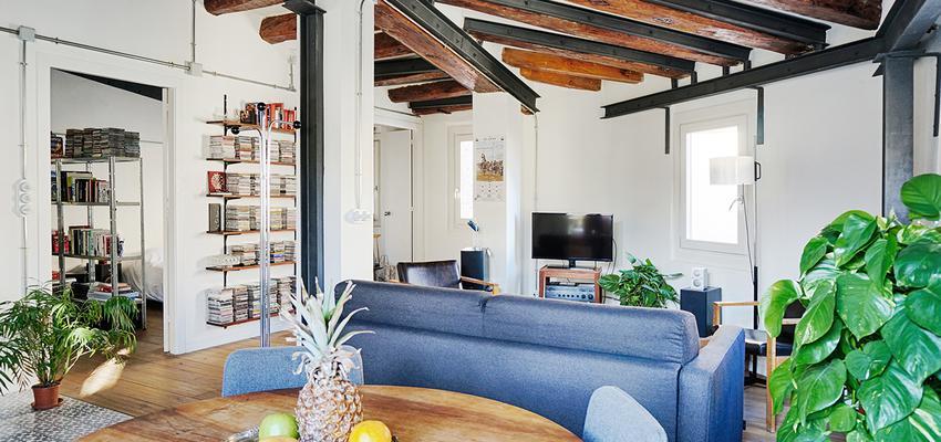 Comedor, Loft Estilo moderno Color verde, marron, marron, blanco, gris, negro  diseñado por mcd/studio | Arquitecto | Copyright soy propietario de la imagen