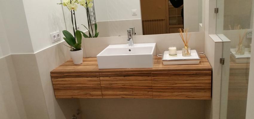 Baño Estilo clasico Color verde  diseñado por Reformar Renovación, S.L | Gremio