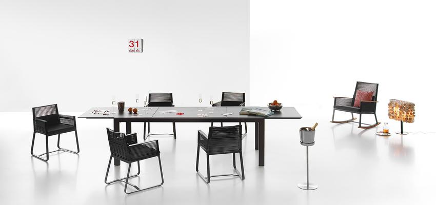 Oficina style contemporaneo color blanco, negro  diseñado por KETTAL | Marca colaboradora | Copyright Kettal