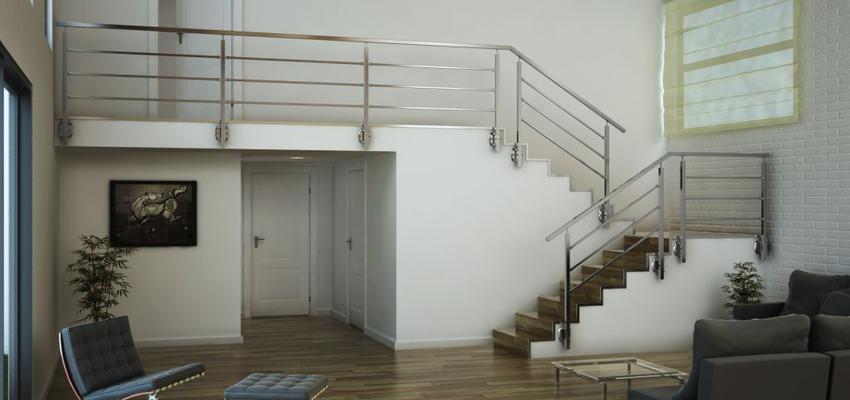 Sala de la TV, Escalera style contemporaneo color marron, marron, blanco  diseñado por Comenza | Marca colaboradora | Copyright Comenza