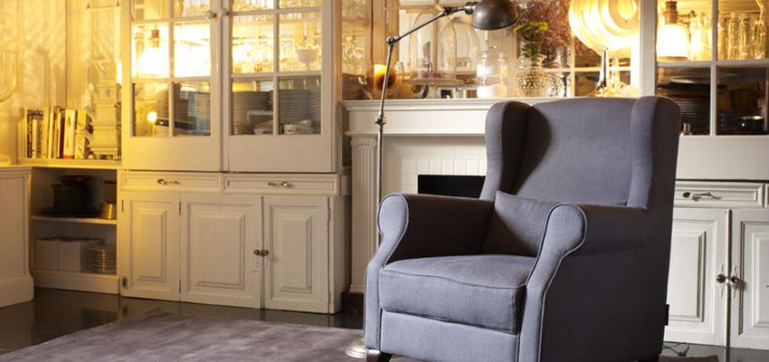 Sala de la TV style rustico color beige, gris  diseñado por MUEBLES TEMASV | Marca colaboradora | Copyright Temasv