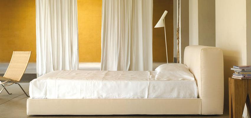 Dormitorio style contemporaneo color ocre, beige, marron  diseñado por MUEBLES TEMASV | Marca colaboradora | Copyright Temasv