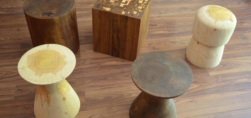 Dormitorio, Salon, Hotel style rustico color beige, marron, marron  diseñado por Qhands Wood Design Barcelona | Marca colaboradora