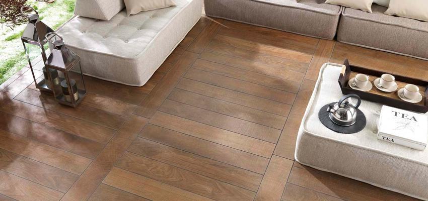 Exterior style contemporaneo color marron, marron, gris  diseñado por PORCELANOSA | Marca colaboradora | Copyright porcelanosa