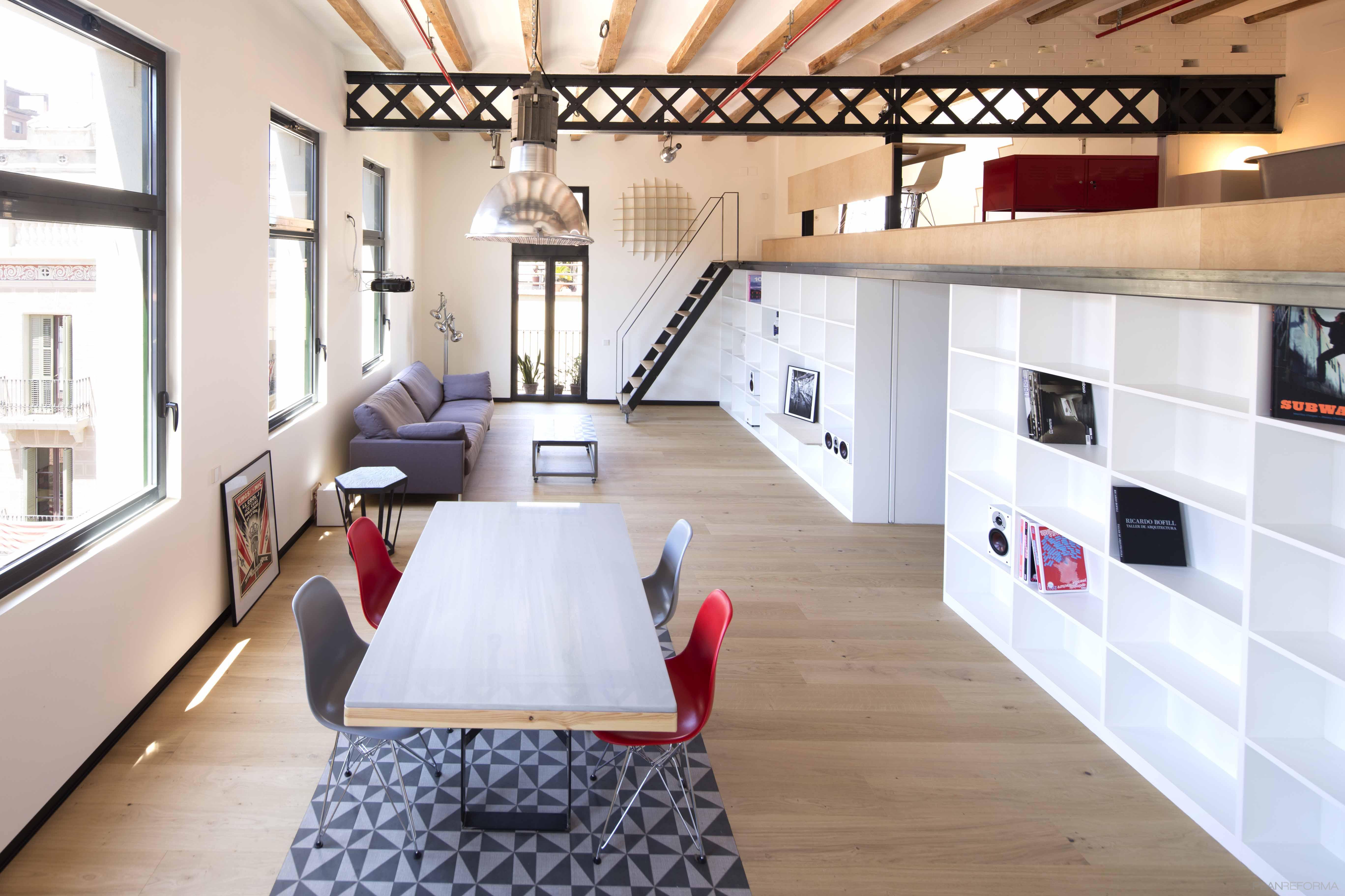 10 motivos por los que s contratar un interiorista el for Ideas decoracion loft