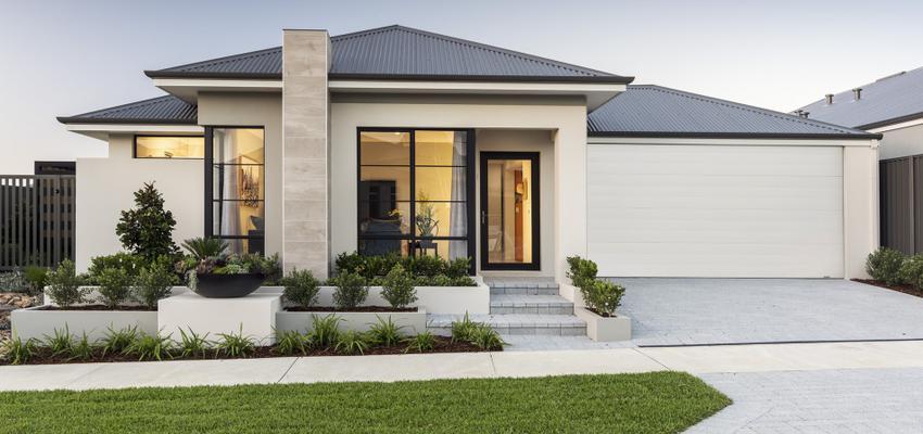 Recibidor, Terraza, Porche Estilo moderno Color gris, gris, negro  diseñado por ARQUITECTURA SANTOS | Arquitecto | Copyright ARQUITECTURA SANTOS