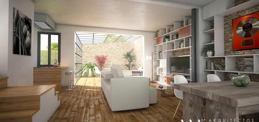 Ideas decoraci n interiorismo y arquitectura plan reforma for Reforma piso barato