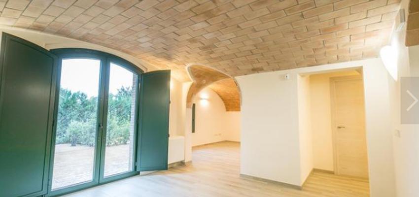 Salon Estilo mediterraneo Color verde, beige, blanco  diseñado por HERMES HOUSES | Gremio