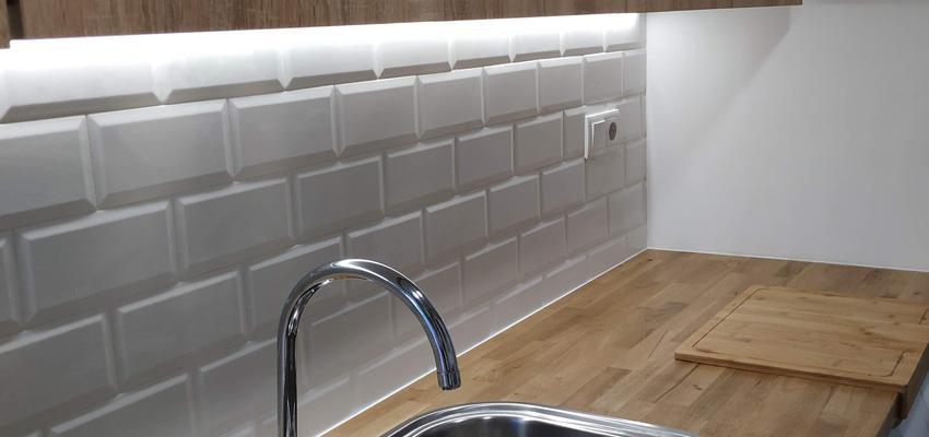 Cocina Estilo rustico Color marron, blanco  diseñado por Manuel Fragoso | Gremio | Copyright Manuel Fragoso