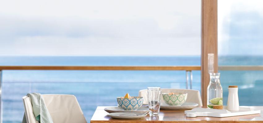 Comedor, Restaurante, Cafeteria Estilo moderno Color marron  diseñado por Casa Bruno, SL | Marca colaboradora | Copyright Bifan
