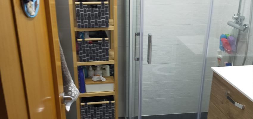Baño Estilo moderno Color beige  diseñado por Fermix construcciones s.l | Gremio | Copyright Fermix construcciones s.l