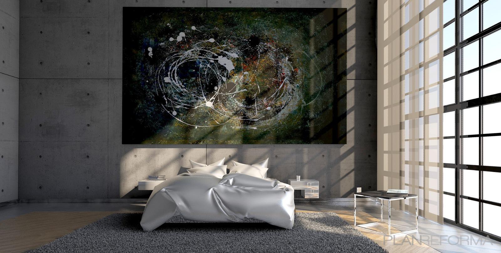 Dormitorio Estilo vintage Color gris  diseñado por REMMIR 2018 S.L | Gremio | Copyright REMMIR 2018 S.L