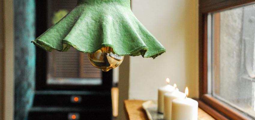 Recibidor Estilo eclectico Color verde, turquesa, beige  diseñado por The Numen Studio | Interiorista | Copyright The Numen Studio
